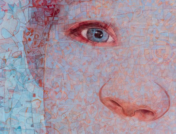 Hush detail II fine art print by Leigh D Walker